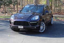 cayenne porsche 2012 2012 porsche cayenne turbo stock pa83107 for sale near vienna