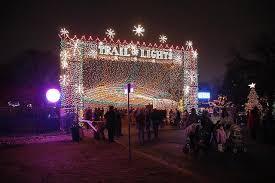 a green light for zilker park u0027s trail of lights kut