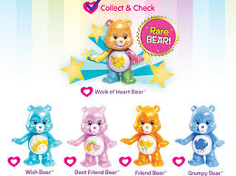 series 3 collector u0027s checklist care bears activity ag kidzone
