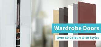 Closet Doors Uk Wardrobe Doors Replacement Wardrobe Doors Fitted