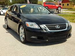 lexus gs 460 fuel consumption used 2008 lexus gs 460 for sale tarpon springs fl