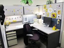 How To Decorate Your Desk At Home Impressive How To Decorate Your Office Space Donna Madden Cubicle