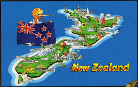 New Zealand Map New Zealand Map And Flag U2013 Whale Oil Beef Hooked Whaleoil Media