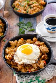 turkey hash the thanksgiving leftovers recipe