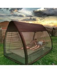 Mosquito Net Umbrella Canopy by Swing Hammock