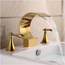 antique gold bathroom sink faucets enhance first impression