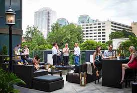 Patio Downtown Best Rooftop Bars In Atlanta Ga For Summer Drinking Thrillist