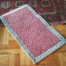 tapis boule feutre tisser un tapis la fabrique d u0027ywana
