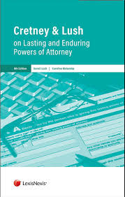 Revoke Enduring Power Of Attorney by Cretney And Lush On Lasting And Enduring Powers Of Attorney Eighth