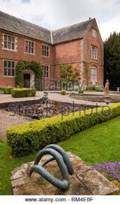 Hellens Barn Hellens Manor House Much Marcle England Stock Photo Royalty Free