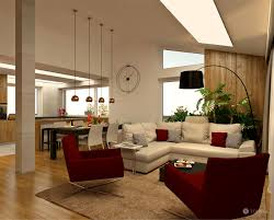 stylish home interior design stylish home in dolny kubin slovakia living rooms