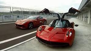 Ferrari F12 2013 - ferrari f12 berlinetta u0026 pagani huayra at modena 2013