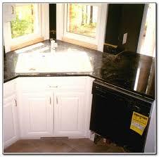Kitchen Corner Sink Base Cabinet Dimensions Kitchen  Home - Corner kitchen base cabinet