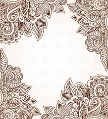 ethnic ornament background vector image 28781 rfclipart