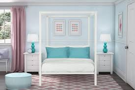 bedroom ideas fabulous canopy sets with curtains platform for
