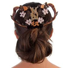 hair combs flowered tortoiseshell hair comb