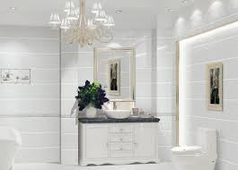 bathroom ikea glass bathroom divider wooden frame mirror