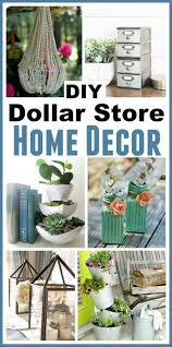 dollar store home decor 11 diy dollar store home decorating projects dollar stores