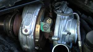 2006 ford f250 6 0 diesel cooler replacement 1 remove turbo from 2005 f250 6 0l