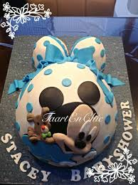 baby mickey mouse baby shower design mickey mouse baby shower cakes splendid inspiration