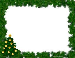 free christmas picture border frames christmas photo frame