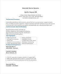 nicu resume neonatal cover letter 85 images resume cover letter