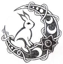 rabbit tattoos google search possibilities pinterest