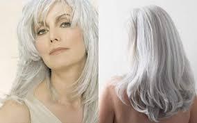 coupe pour cheveux gris coiffure cheveux gris 2016 votre nouveau élégant à la coupe