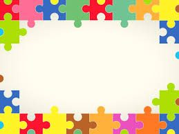 Colourful Powerpoint Backgrounds Colourful Puzzles Powerpoint Puzzle Powerpoint Template Free