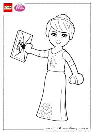 lego disney princess coloring pages getcoloringpages com