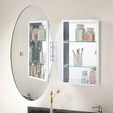 linacre surface mount medicine cabinet bathroom