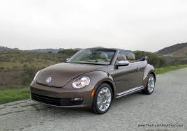 volkswagen beetle trunk in front review 2013 volkswagen beetle convertible video the truth
