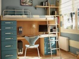 Bunk Bed With Desk And Futon 45 Bunk Bed Ideas With Desks Ultimate Home Ideas