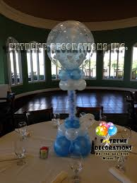 cinderella themed centerpieces party decorations miami balloon sculptures