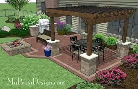 Backyard Landscaping Design Ideas On A Budget Landscape Design Plans For Small Backyards Landscape Design Ideas