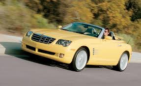 2005 chrysler crossfire roadster road test u2013 review u2013 car and driver