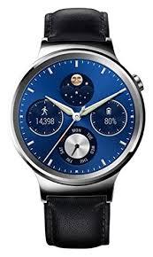 huawei classic bracelet images Huawei 4 gb classic watch with leather bracelet amazon co uk jpg
