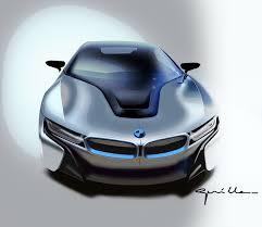 Bmw I8 Front - world debut bmw i8 autoevolution