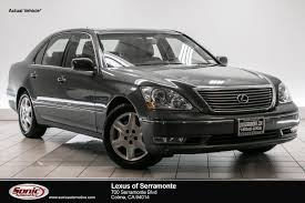 lexus ls 430 history 2004 lexus ls 430 sedan 4d ls430 safety ratings 2004 lexus ls 430