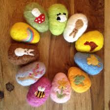 custom easter eggs custom easter eggs needle felted wool decorated egg handmade