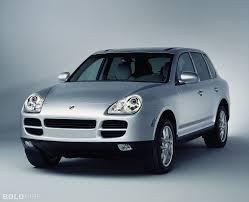 2004 Porsche Cayenne S - porsche cayenne 2005