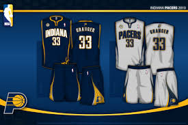 jersey design indiana pacers indiana pacers jersey design