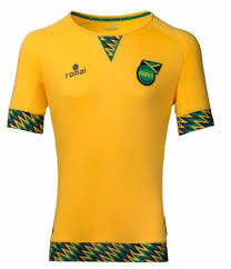 Jamaican Flag Day Jamaica Football Shirt Ebay