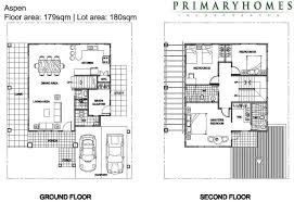 two story floor plan baby nursery floor plan of residential house best three story