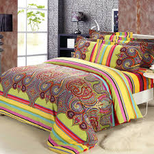 Moroccan Bed Sets 2015 New Brushed Cotton Bohemian Comforter Bedding Sets Boho Style
