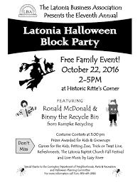 latonia halloween block party oct 22 2016 u003e catholic charities