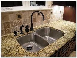 Undermount Granite Kitchen Sink Black Granite Kitchen Sinks Undermount Sinks And Faucets Home