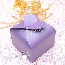 wedding party favor boxes heart top favor box wedding party bridal shower favors baby shower