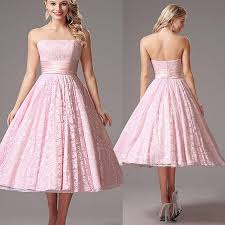 rochii vintage rochii de ocazie de zi vintage roz dantela