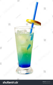 blue lagoon cocktail cocktail blue lagoon stock photo 30410470 shutterstock